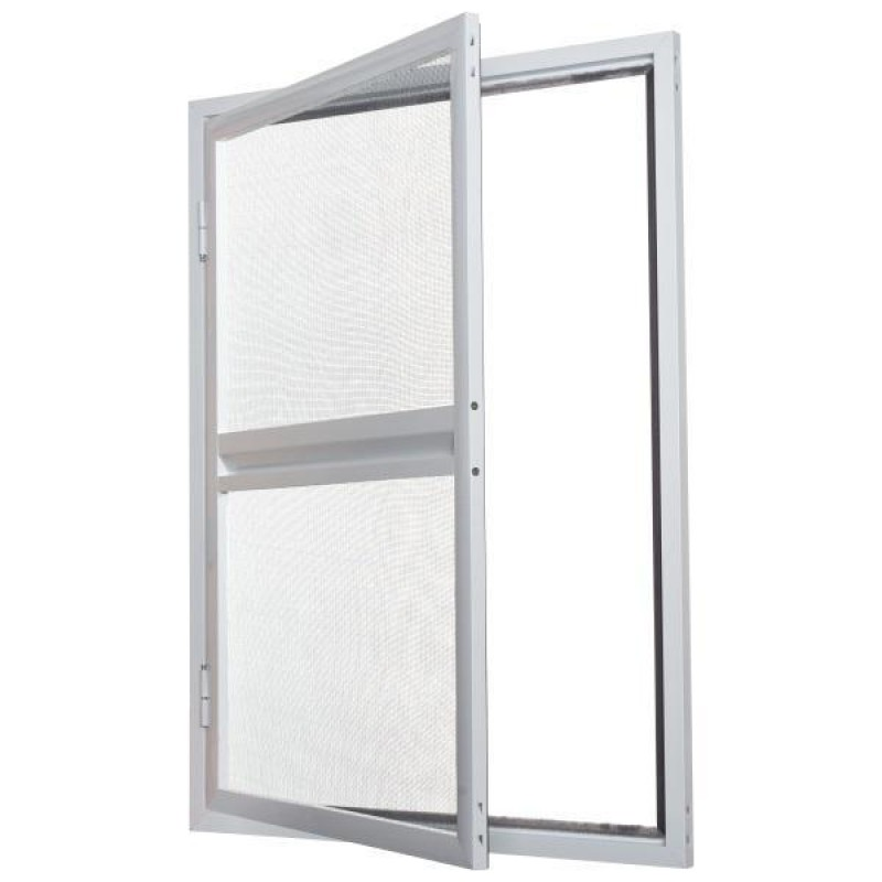 sieťka na dvere pántová